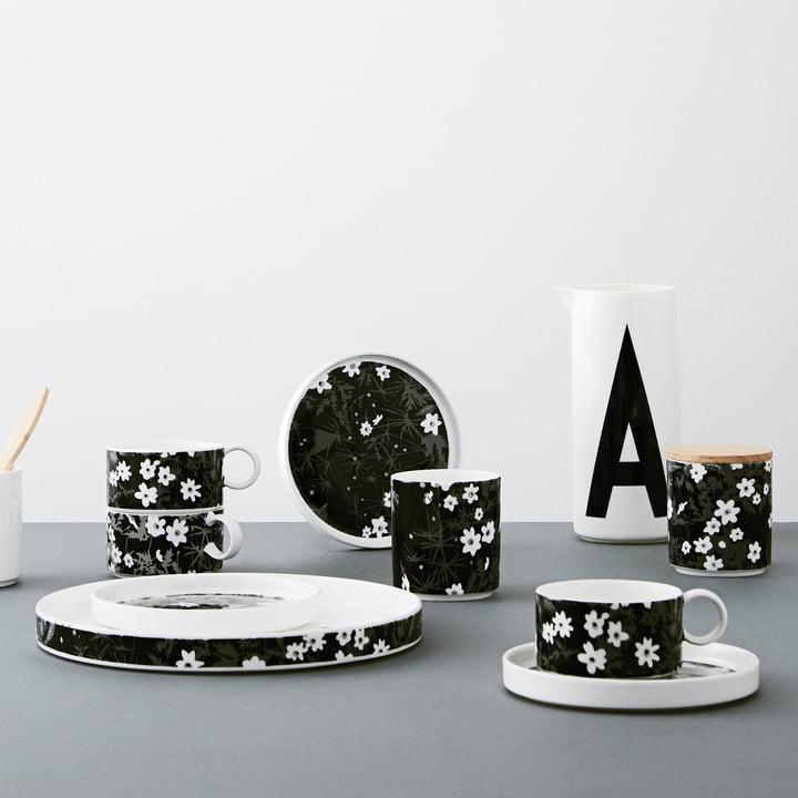 flower tasse von arne jacobsen online kaufen. Black Bedroom Furniture Sets. Home Design Ideas