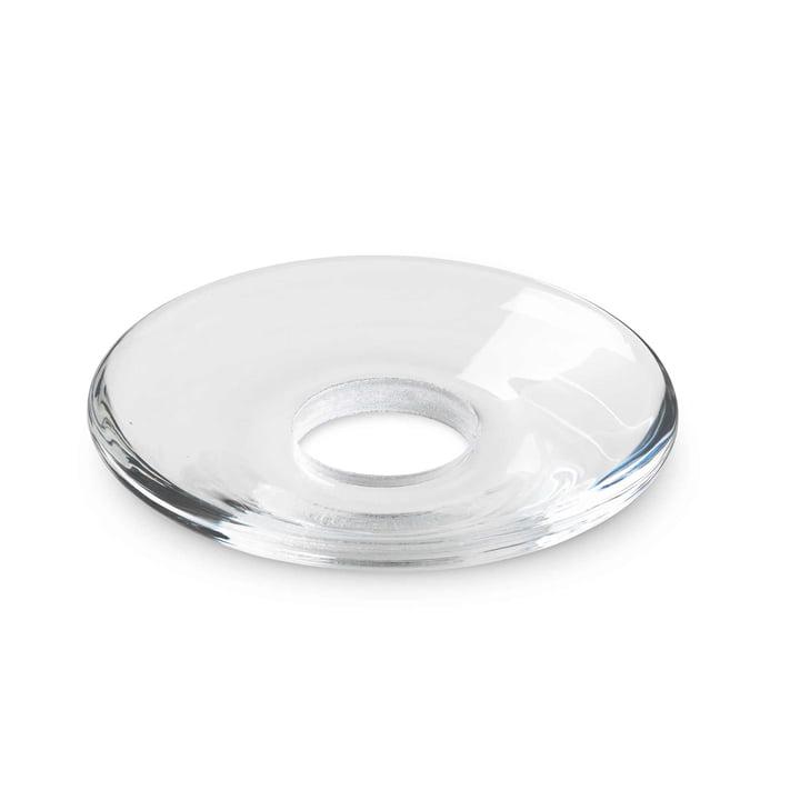 Holmegaard - Lumi Glasmanschetten flach, klar