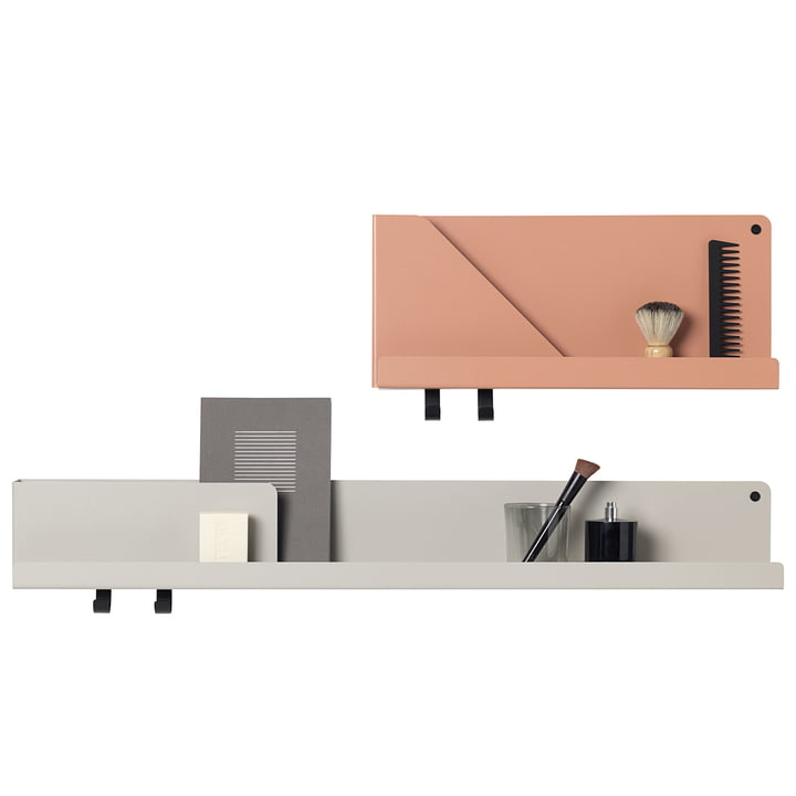 Folded Shelf in Large und Small