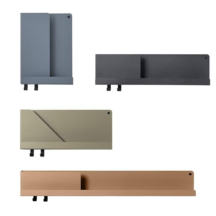 Folded Shelf in drei Grössen