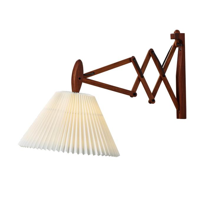 335 Sax Lamp Wandleuchte von Le Klint in Wallnuss