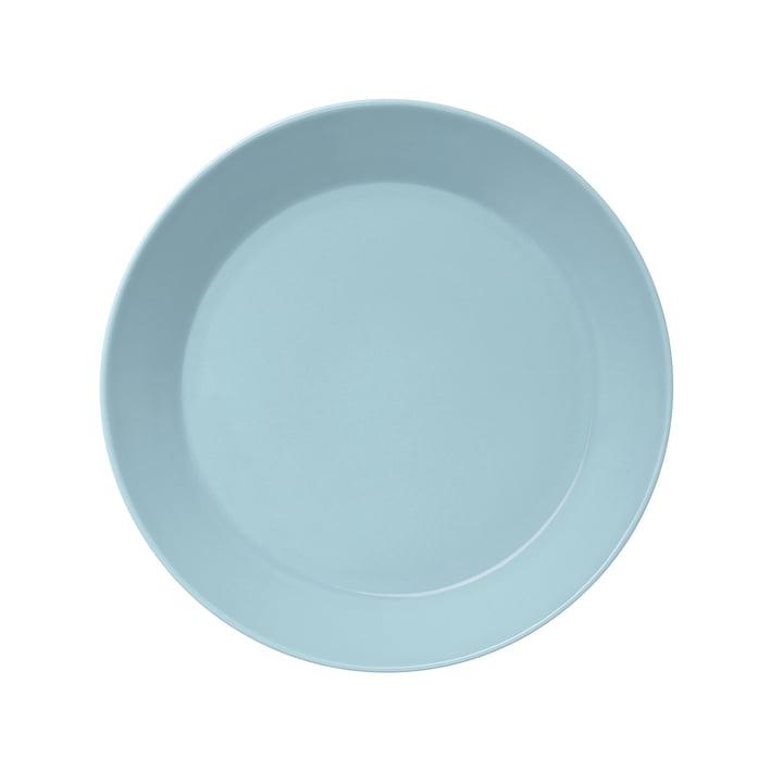 Iittala - Teema Teller flach Ø 21 cm, hellblau