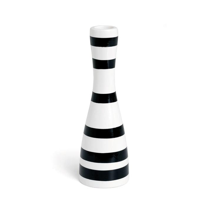 Omaggio Kerzenhalter 20 cm von Kähler Design in Schwarz