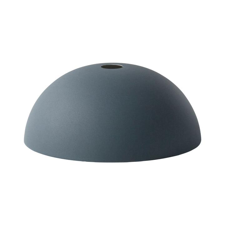 Dome Shade Lampenschirm von ferm Living in Dunkelblau