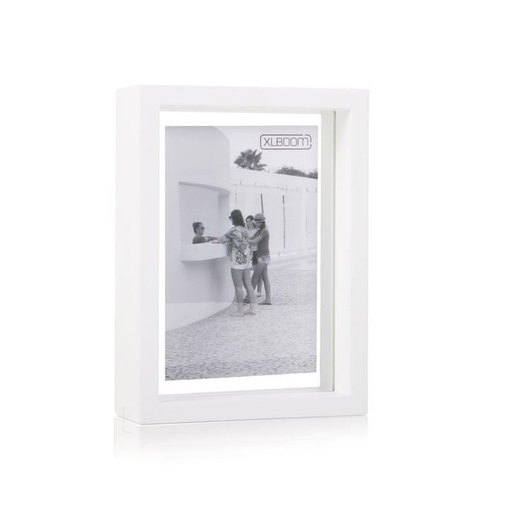 Floating Box 13 x 18 cm von XLBoom in Weiss