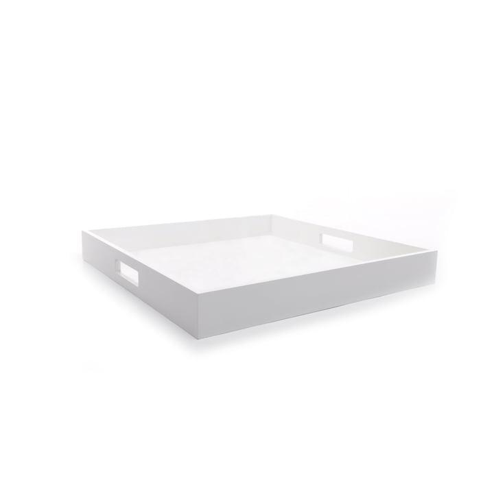 Zen Tray in Small von XLBoom in Weiss