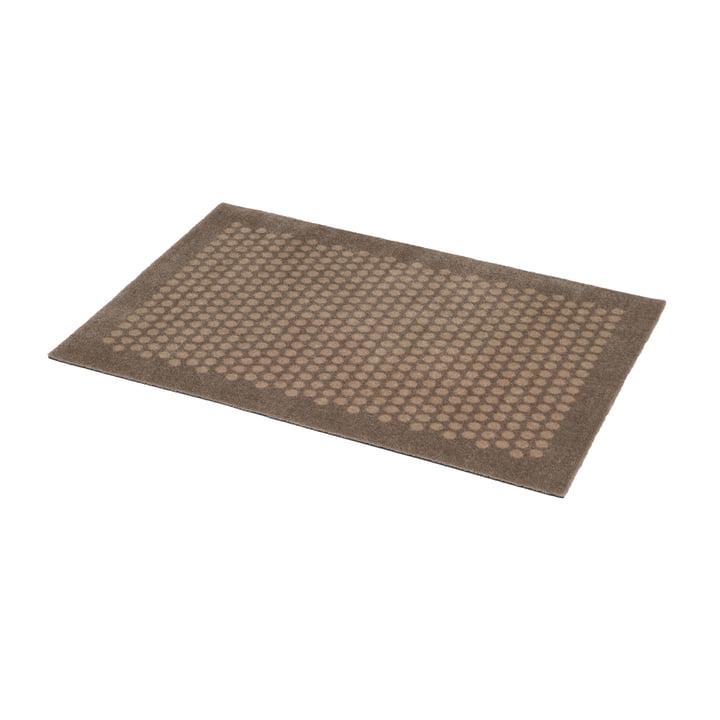 Die tica copenhagen - Dot Fussmatte in sand, 60 x 90 cm