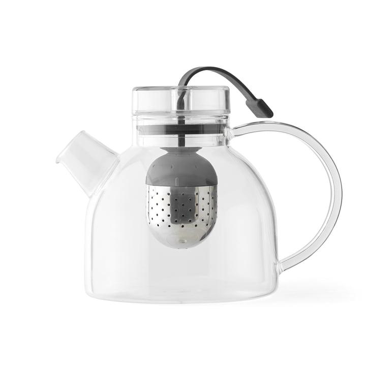 Kettle Teekanne mit Tee-Ei 0.75 l von Menu