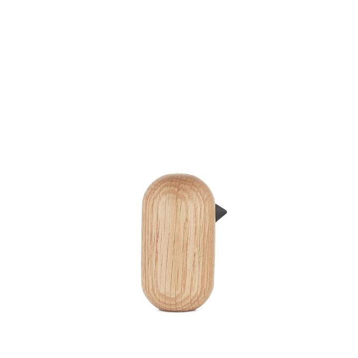 Little Bird 7 cm von Normann Copenhagen aus Eichenholz