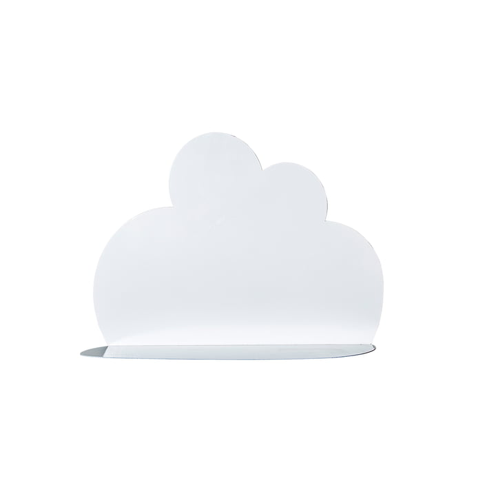 Das Bloomingville - Cloud Shelf in small, weiss