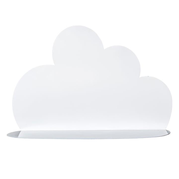 Das Bloomingville - Cloud Shelf in large, weiss