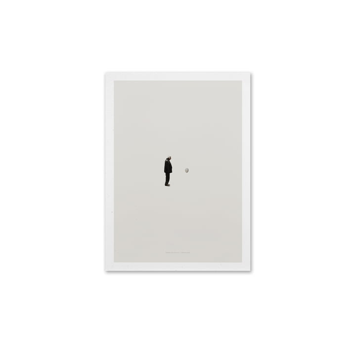 Paper Collective - Time Reprise, 40 x 30 cm