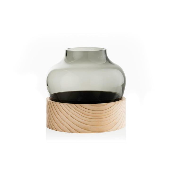 Vase tief H 185 mm von Fritz Hansen