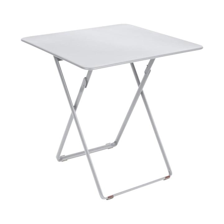 Plein Air Tisch 71 x 71 cmvon Fermob in Baumwollweiss