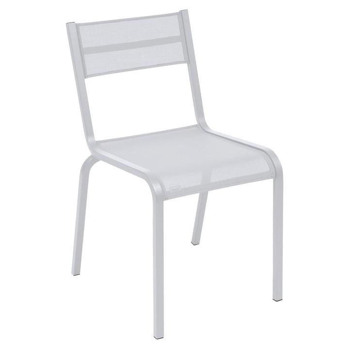 Oléron Stuhl von Fermob in Baumwollweiss