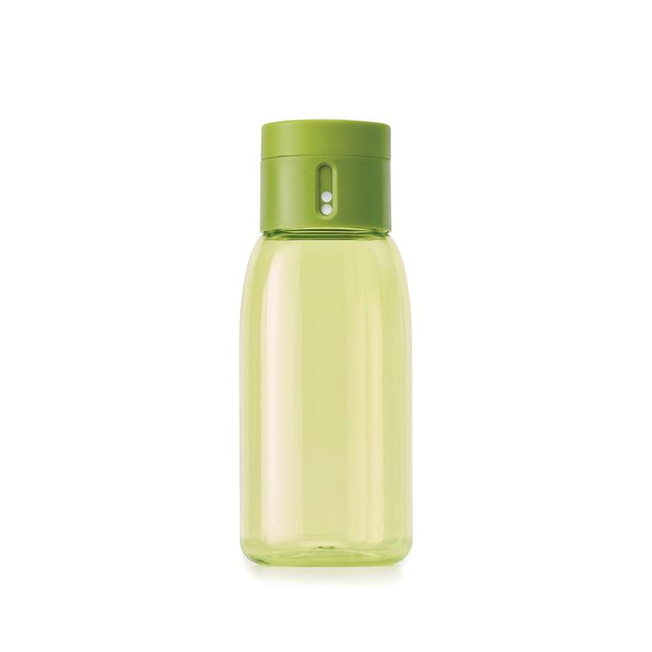 Dot Wasserflasche 400 ml von Joseph Joseph in Grün