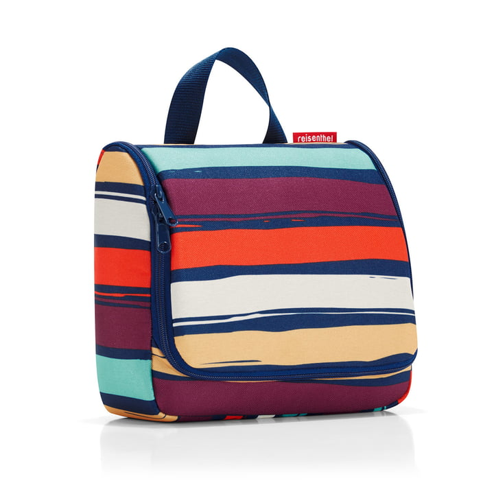 toiletbag von reisenthel in artist stripes