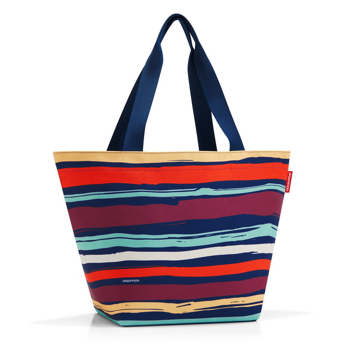 shopper M von reisenthel in artist stripes