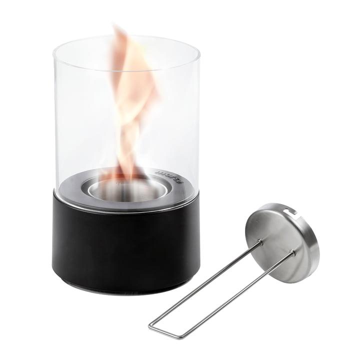 BEL BioEthanol Lampe von Morsø in Schwarz