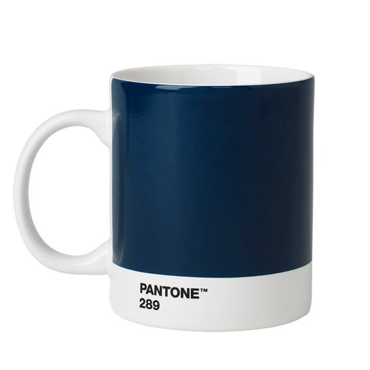 Becher von Pantone in dark blue (289)