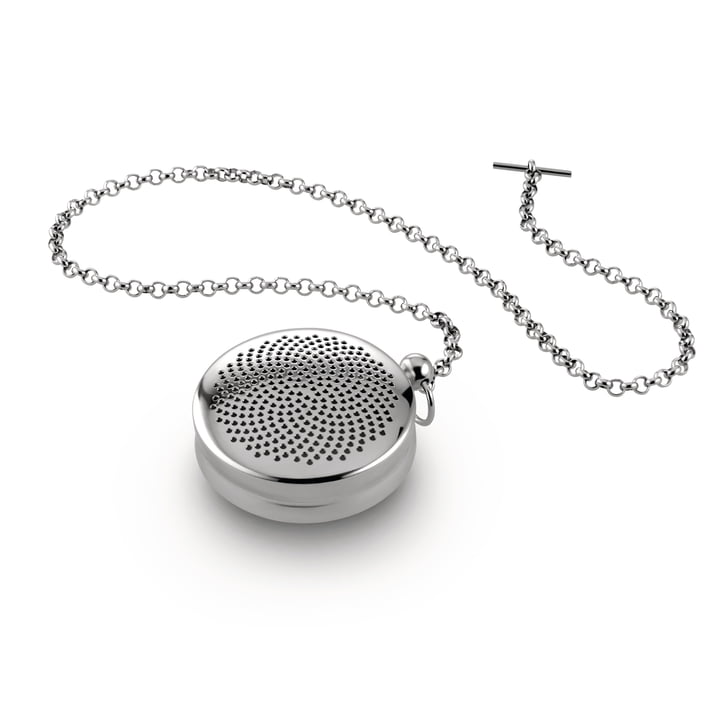 T-Timepiece Tee-Ei von Alessi
