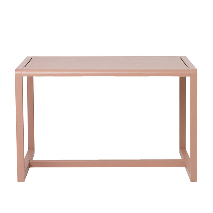 Little Architect Tisch von ferm Living in Rosa