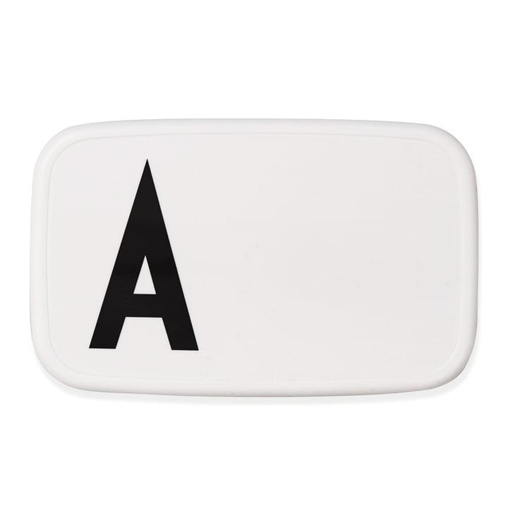 Personal Lunch Box A von Design Letters