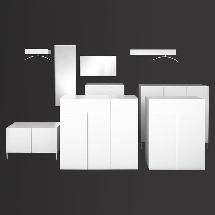 urban kommode 120 cm von sch nbuch. Black Bedroom Furniture Sets. Home Design Ideas