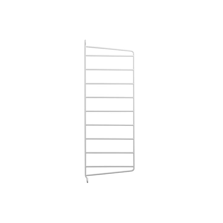 Wandleiter für String Regal 50 x 20 cm von String in Weiss