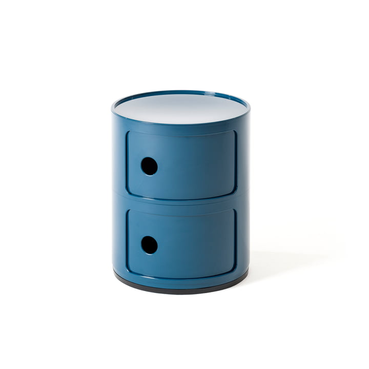 Kartell - Componibili 4966, blau