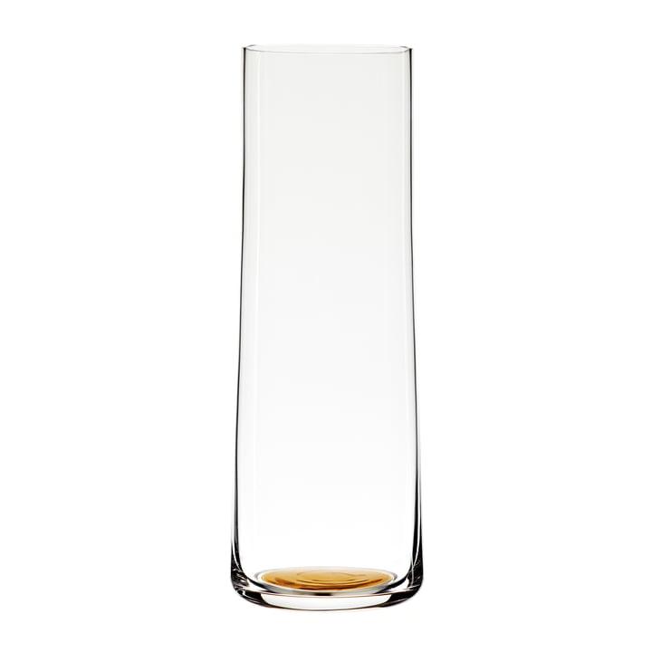 Colour Glass Karaffe von Hay mit goldenem Punkt
