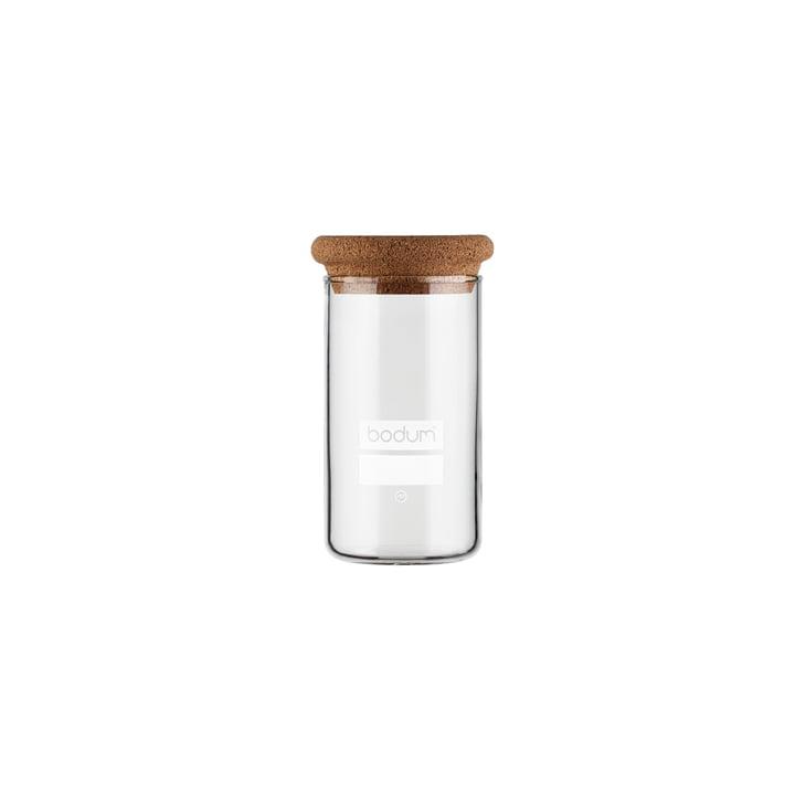Bodum - Yohki Vorratsglas, 0.25 l mit Korkdeckel