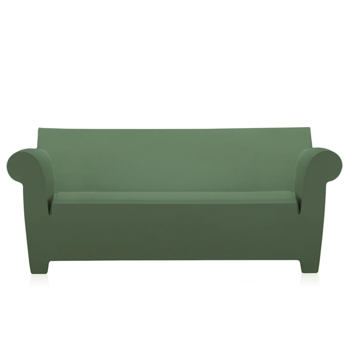 Kartell - Bubble Club Sofa, grün