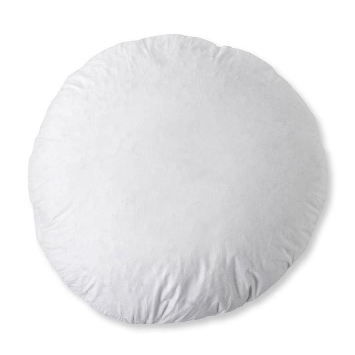 Mika Barr - KissenfüllungMikrofaser ∅ 60 cm, weiß