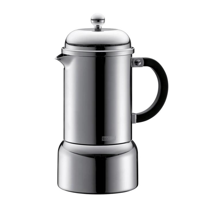 Chambord Espressobereiter 0.35 l von Bodum aus Edelstahl