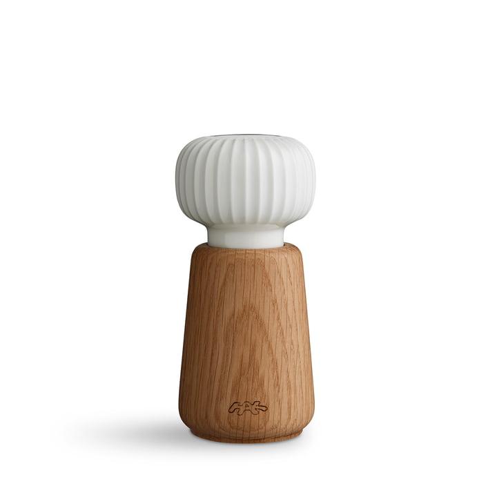 Kähler Design - Hammershøi Salz- und Pfeffermühle, klein, weiss