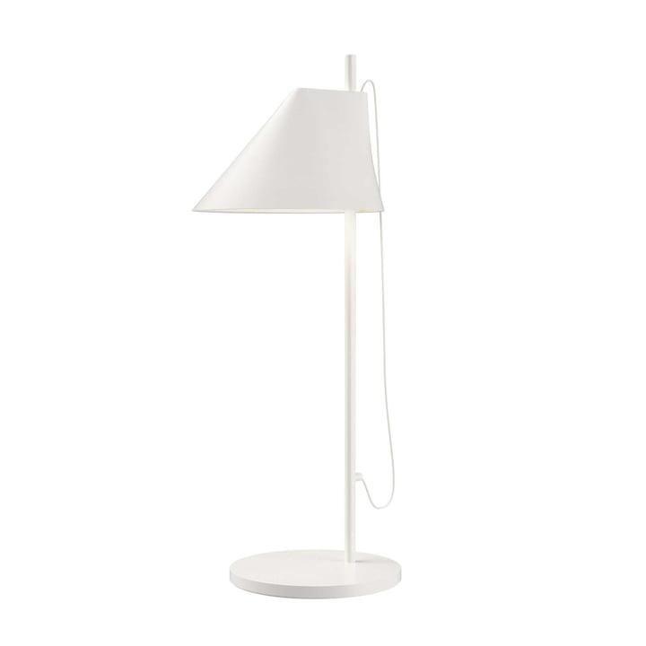 Die Louis Poulsen - Yuh Tischleuchte LED in weiss