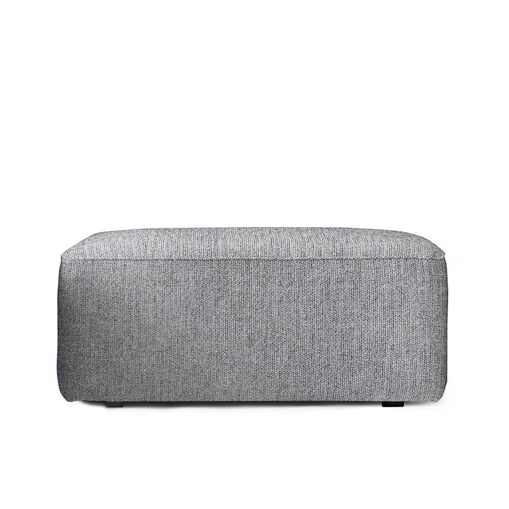 Der Pouf des Menu - Eave Modular Sofas in hellgrau (Hallingdal 130)