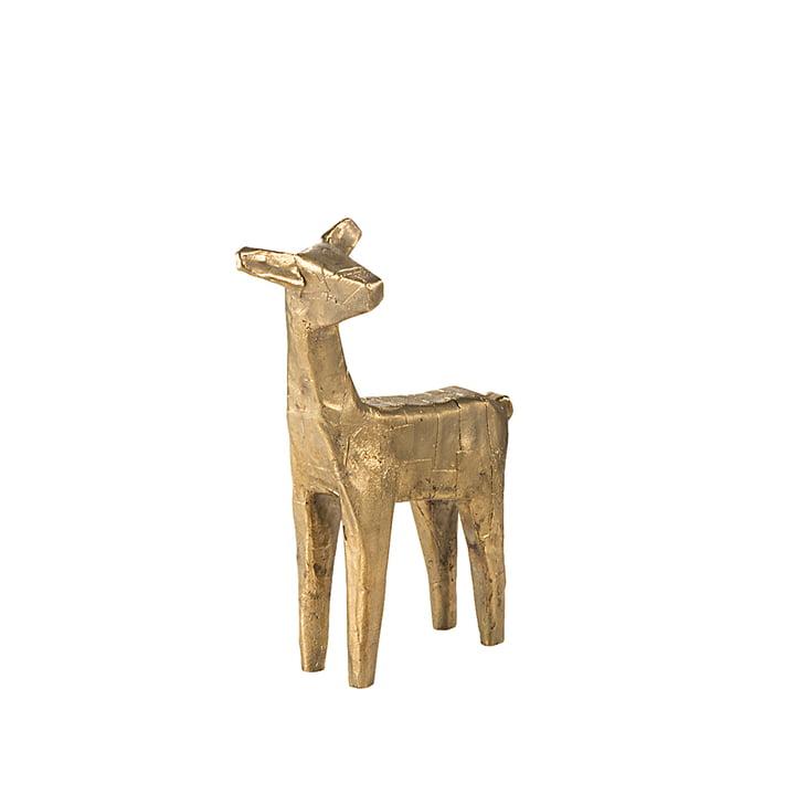 Bronze-Reh von Kai Linke für Pulpo