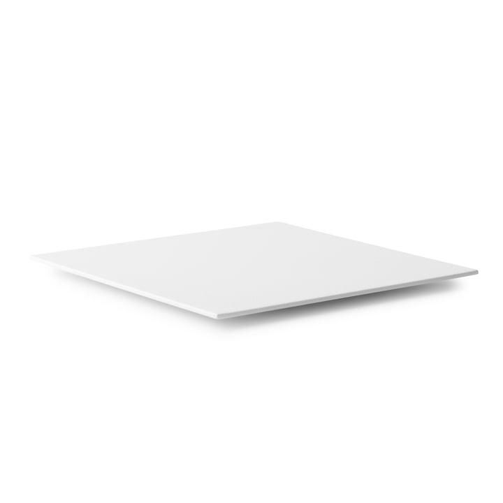 Base 16,8 x 16,8 cm von by Lassen in weiss