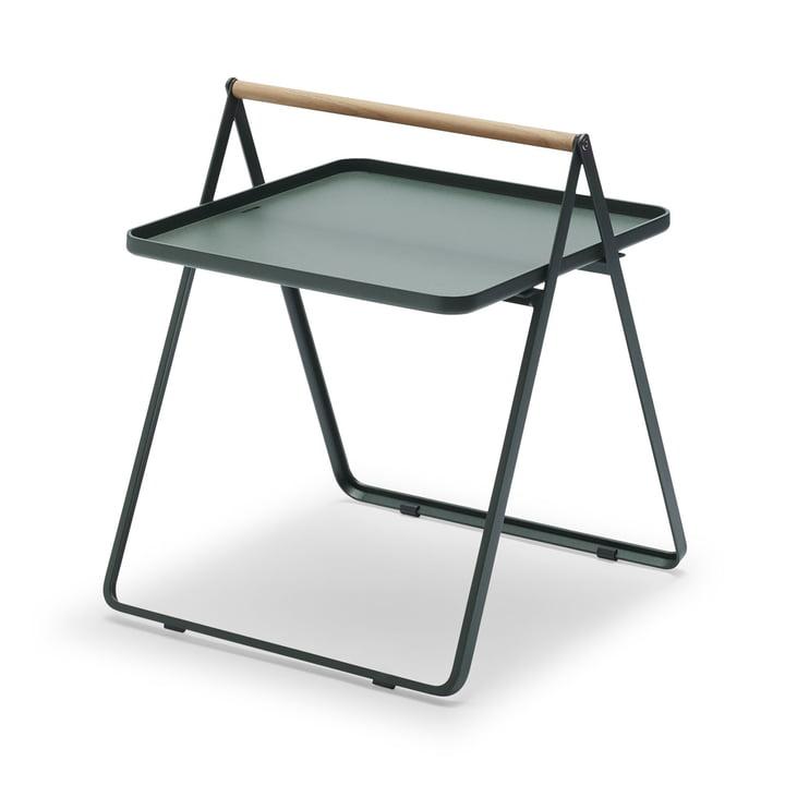 By Your Side Tray Table von Skagerak in Jagdgrün