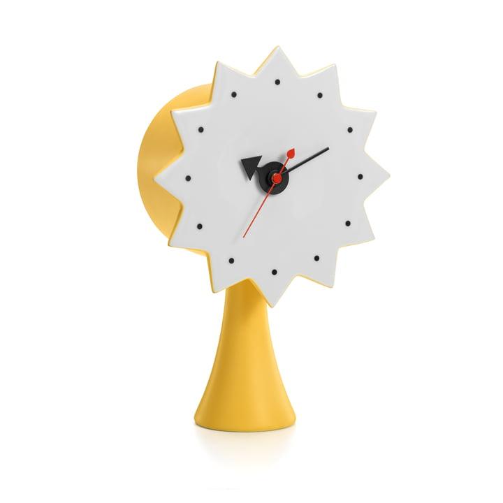 Ceramic Clock Model #2 von Vitra in Gelb