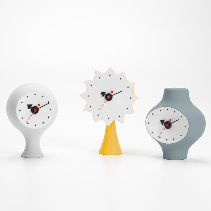 Ceramic Clocks von George Nelson für Vitra