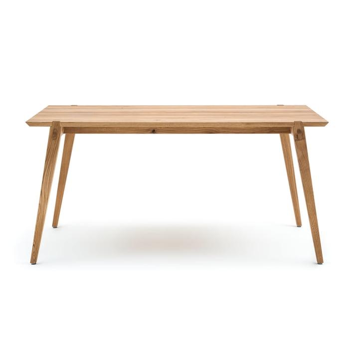 156 Esstisch 160 x 84 cm von freistil aus Eichenholz