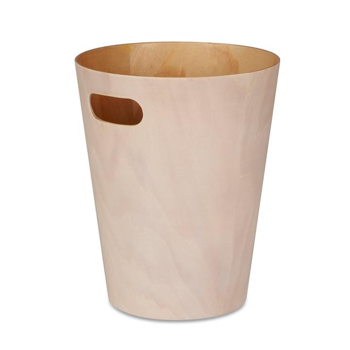Der Umbra - Woodrow Papierkorb in weiss