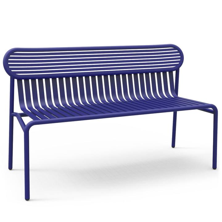 Petite Friture - Week-End Bank, blau (RAL 5002)