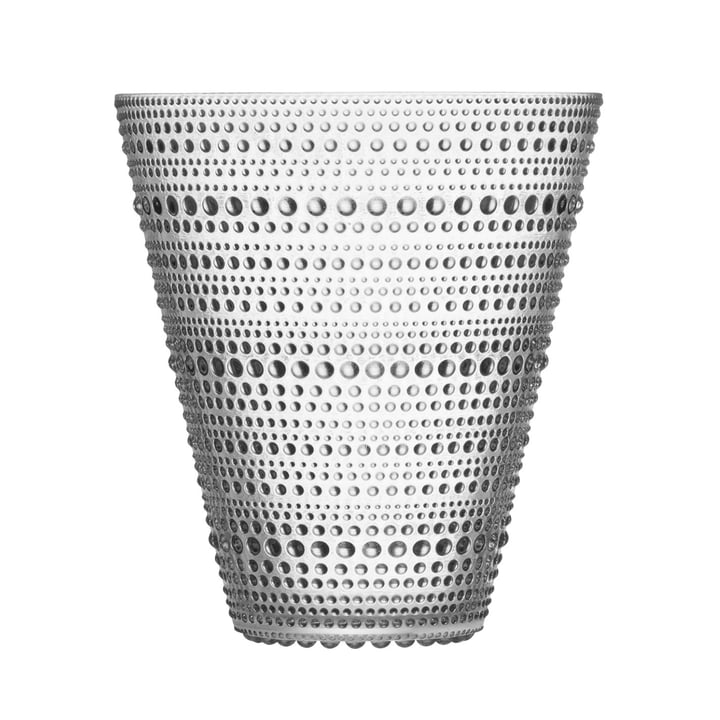 Die Iittala - Kastehelmi Vase 154 mm, klar