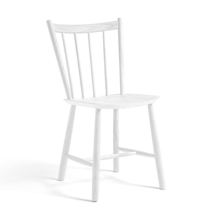 Der Hay - J41 Chair, weiss