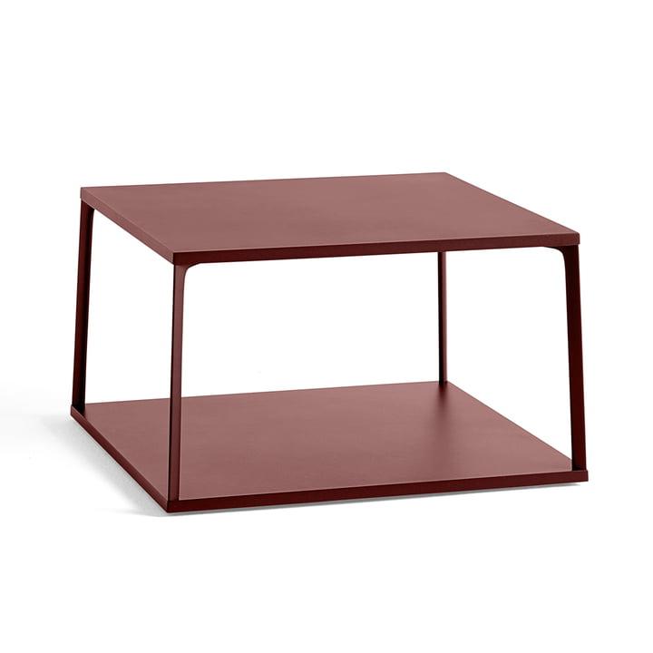 Der Hay - Eiffel Coffee Table, 65 x 65 cm, backstein