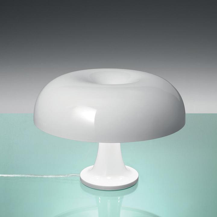 Artemide - Nessino Tischleuchte, weiß